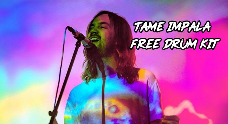 Tame Impala Free Drum Kit