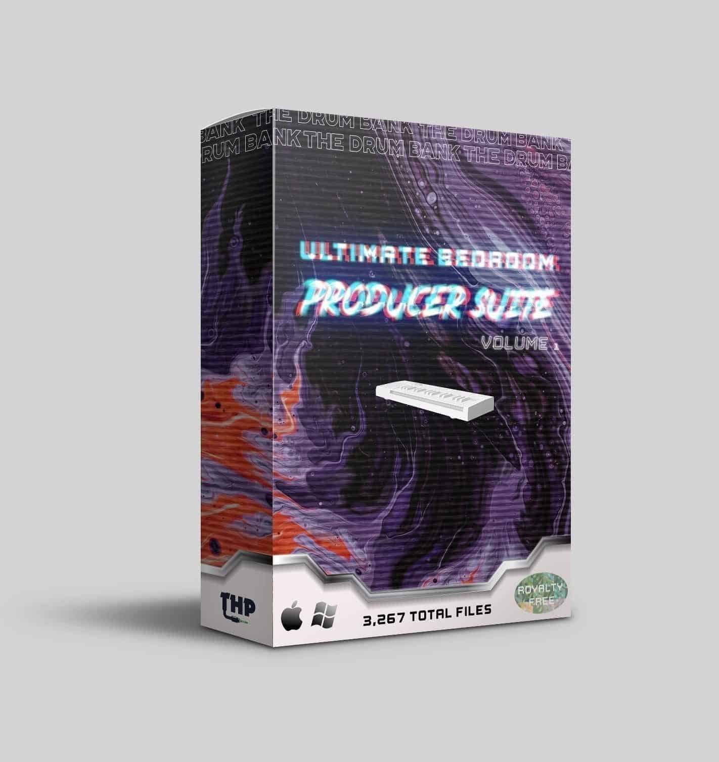 Ultimate Bedroom Producer Suite Vol1