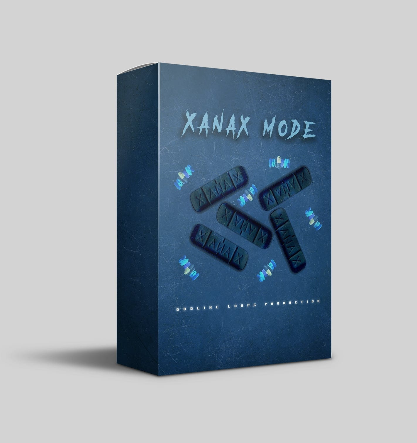 Xanax Mode Construction Kit for Producers