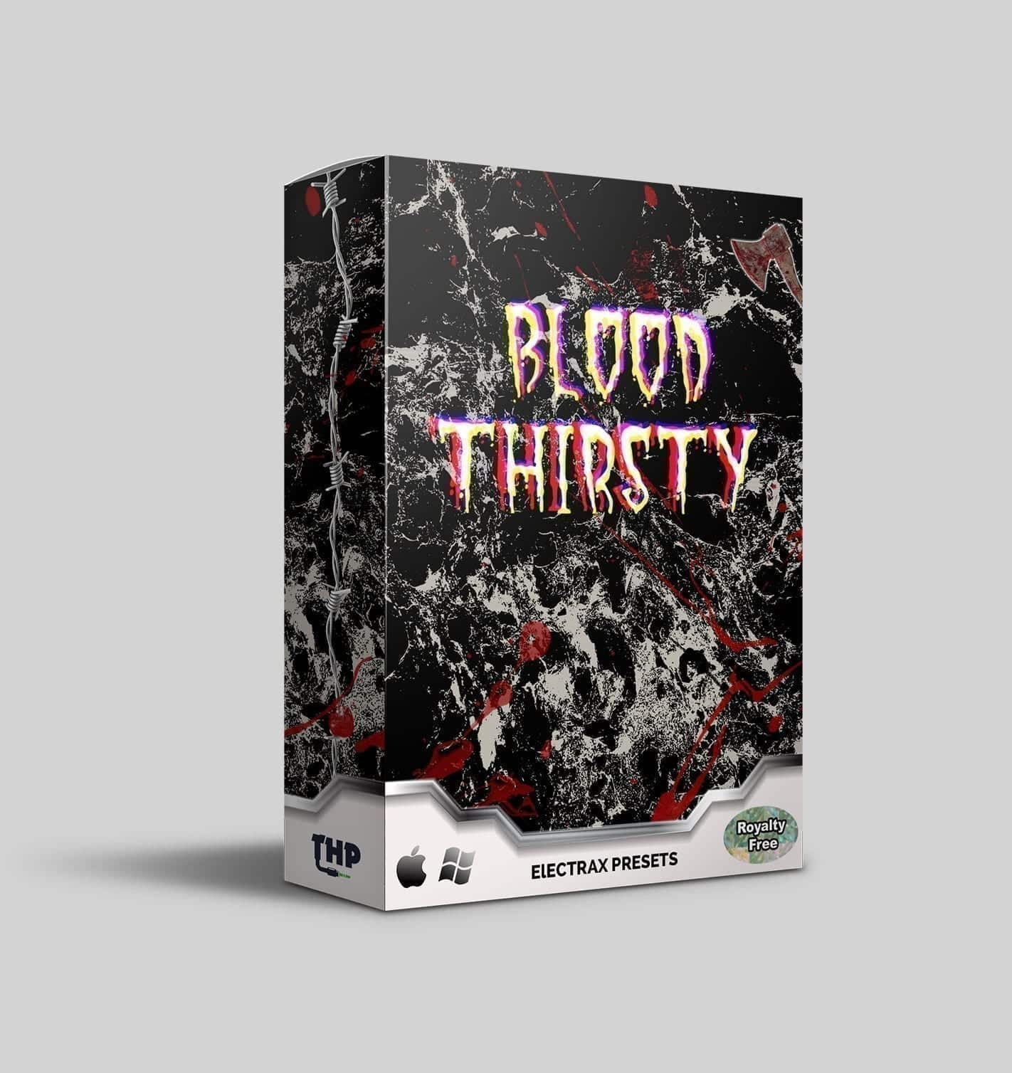 THP - Blood Thursty - ElectraX Presets