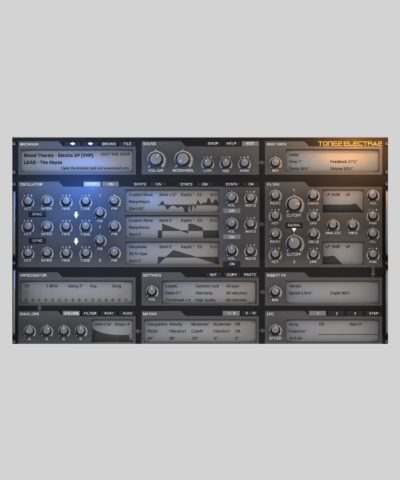 High quality custom presets