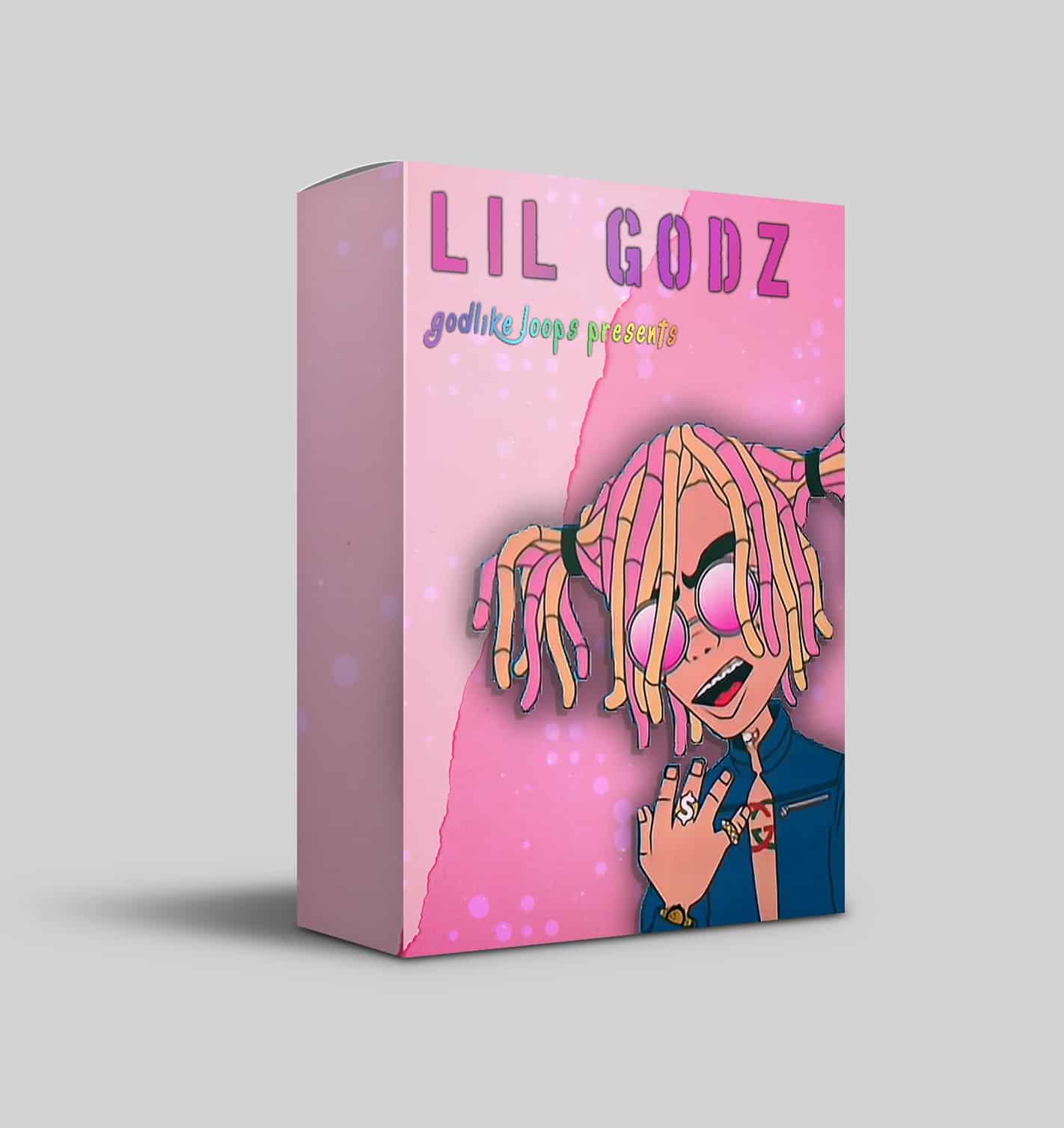 Lil Godz construction kit  
