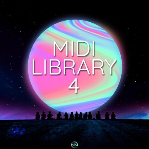 MIDI Lib 4 Art 500