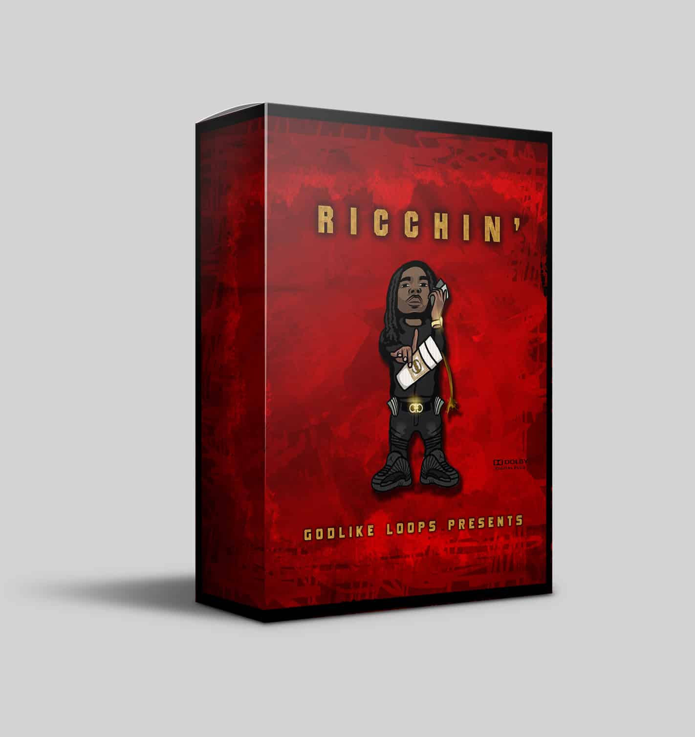 Ricchin Construction Kit by Godlilke