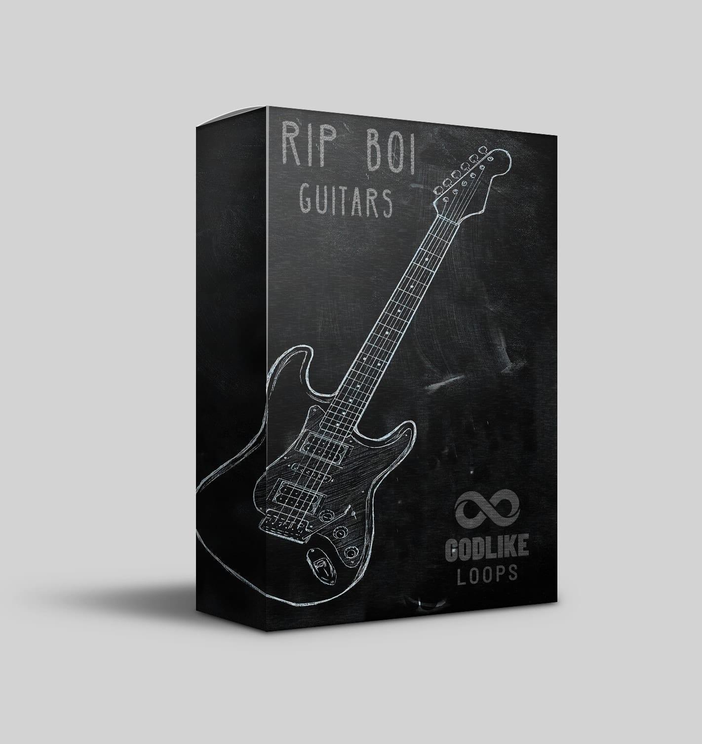 RIP Boi - Guitar Sample Pack