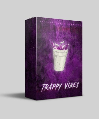 Trappy Vibes Construction Kit for Trap Producers