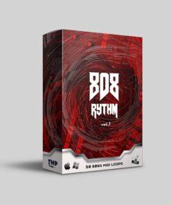 808 Rythm Vol1 (TRAP and Hiph-hopMIDI KIT)