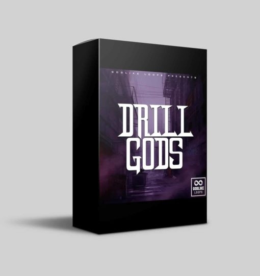 Drill Construction kit for Music Producers