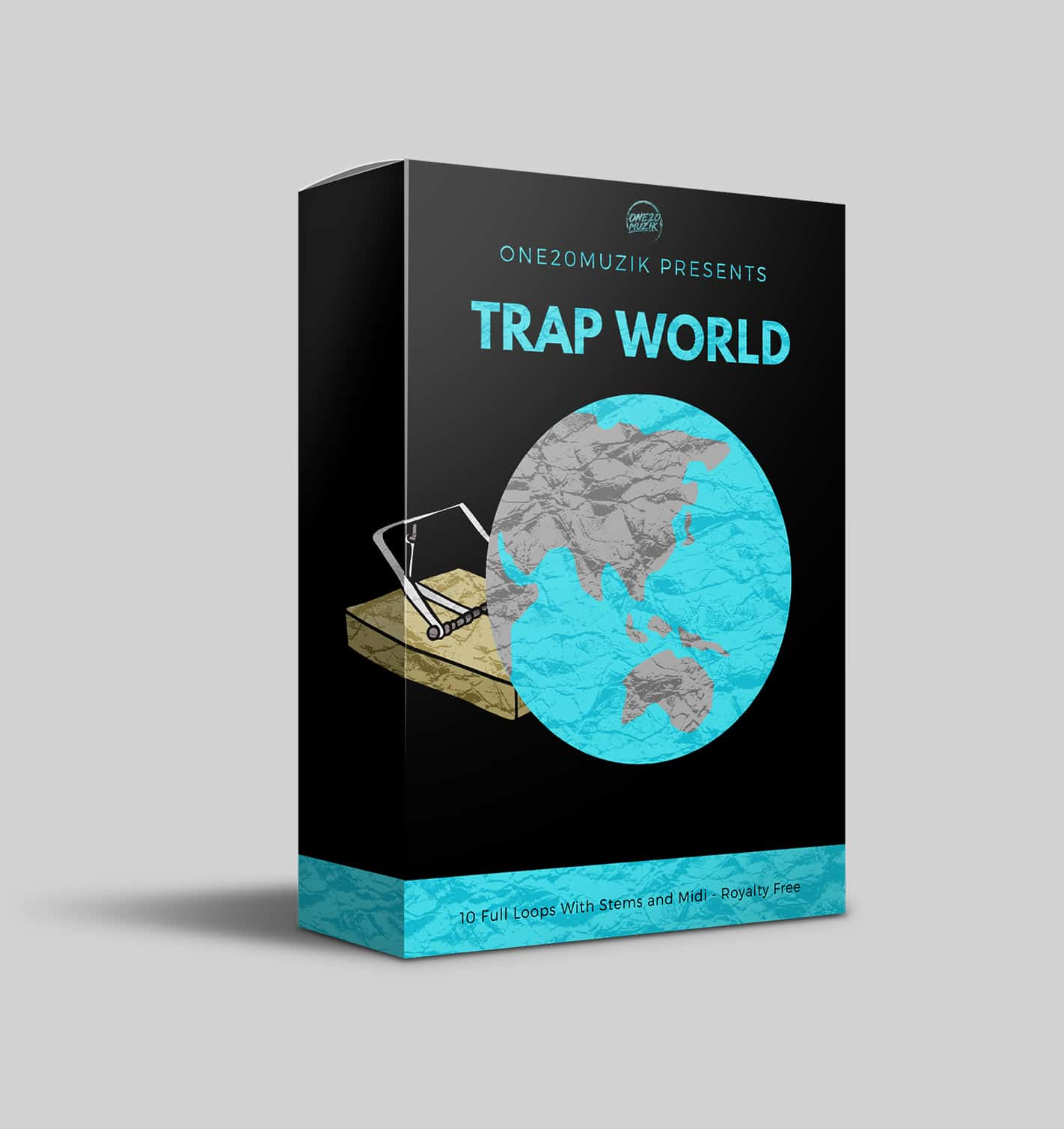 Trap World - MIDI Kit and Loop Pack