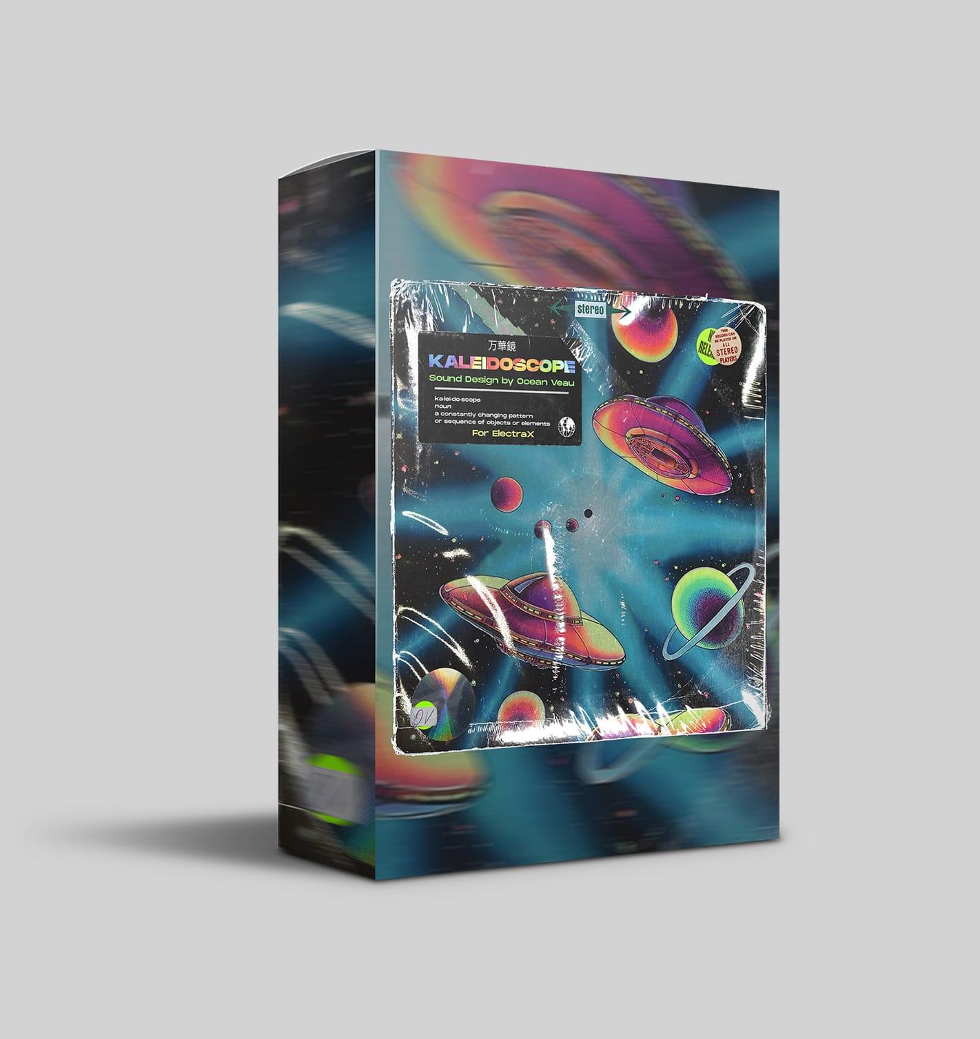 Ocean Veau - Kaleidoscope ElectraX Bank