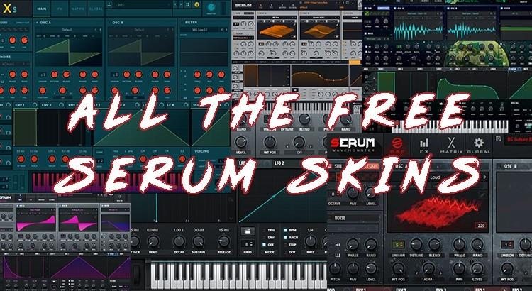 The Ultimate List of Free Serum Skin (2020 updated list)