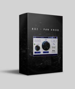 Boz - Pan Know Plugin VST effect Utility