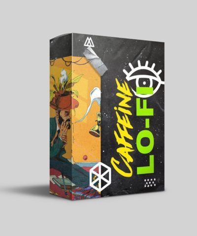 Caffeine Lo-Fi Kit for Music Producers