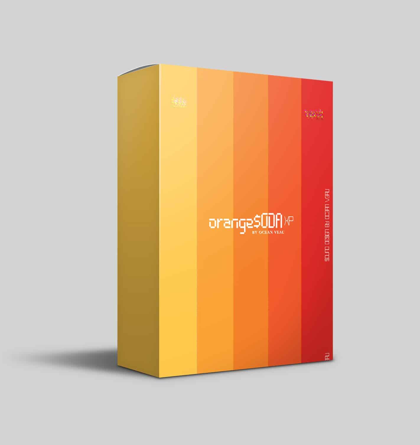 Ocean Veau - Orange $oda XP for ElectraX
