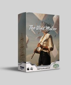 The Windmaker - Trap Flute Loops and MIDIs
