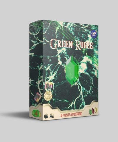 Green Rupee - Retro Presets for ElectraX