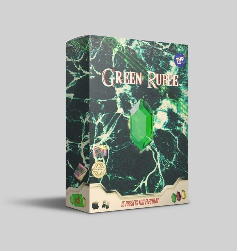 Green Rupee - Retro Presets for ElectraX