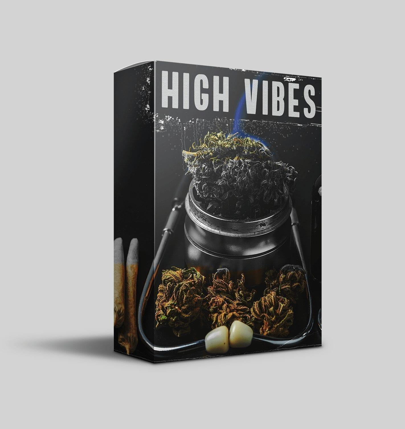 Godlike Loops - High Vibes Construction Kit