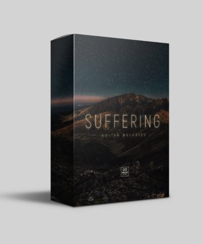 Godlike Loops - Suffering Guitar Melodies