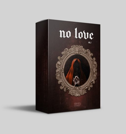 No Love. Vol.1 by The Highest Producers