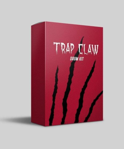 Mini Drum Kit - Trap Claw