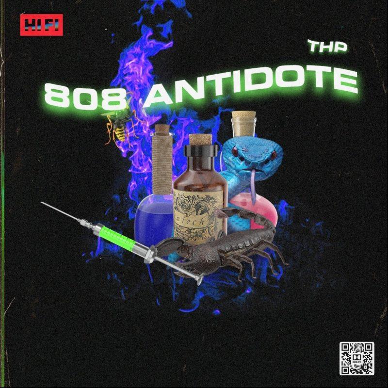808 antidote - Serum Presets