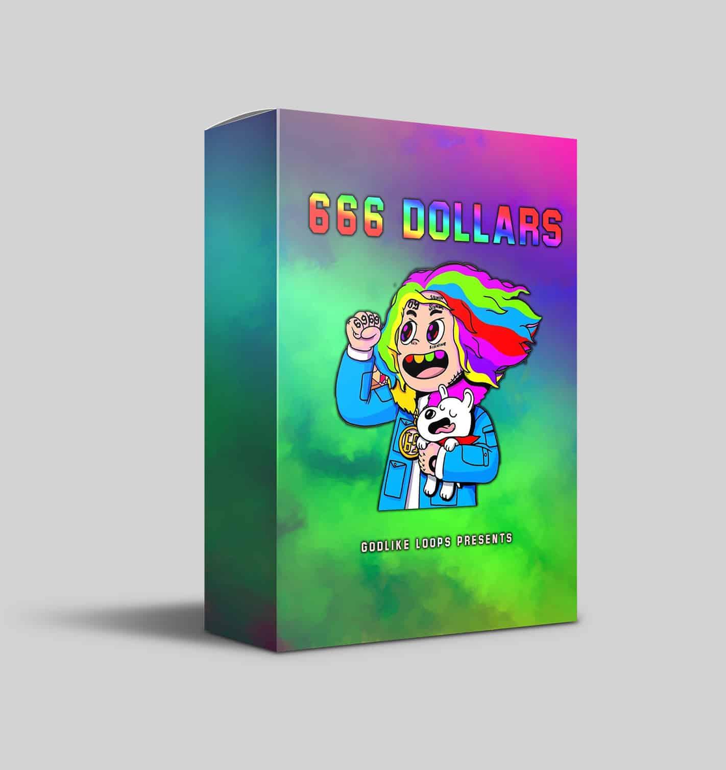 Godlile Loops - 666 Dollars
