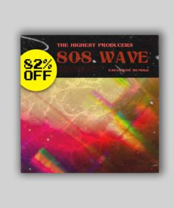 808 Wave Bundle - 82% OFF