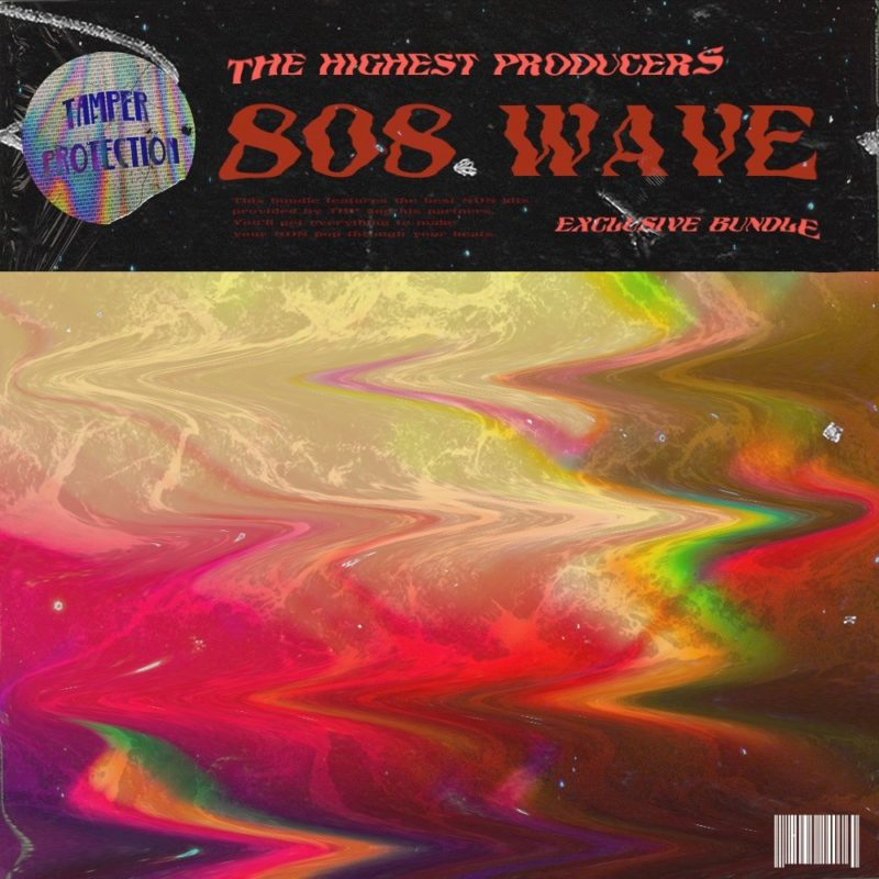 808 Wave - Bundle For Music Producers