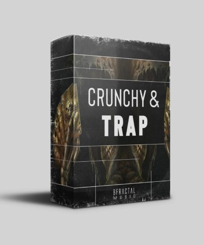 Crunchy Trap and Hip-Hop Kit