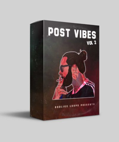 Godlike Loops - Post Vibes Vol.2 Construction Kit