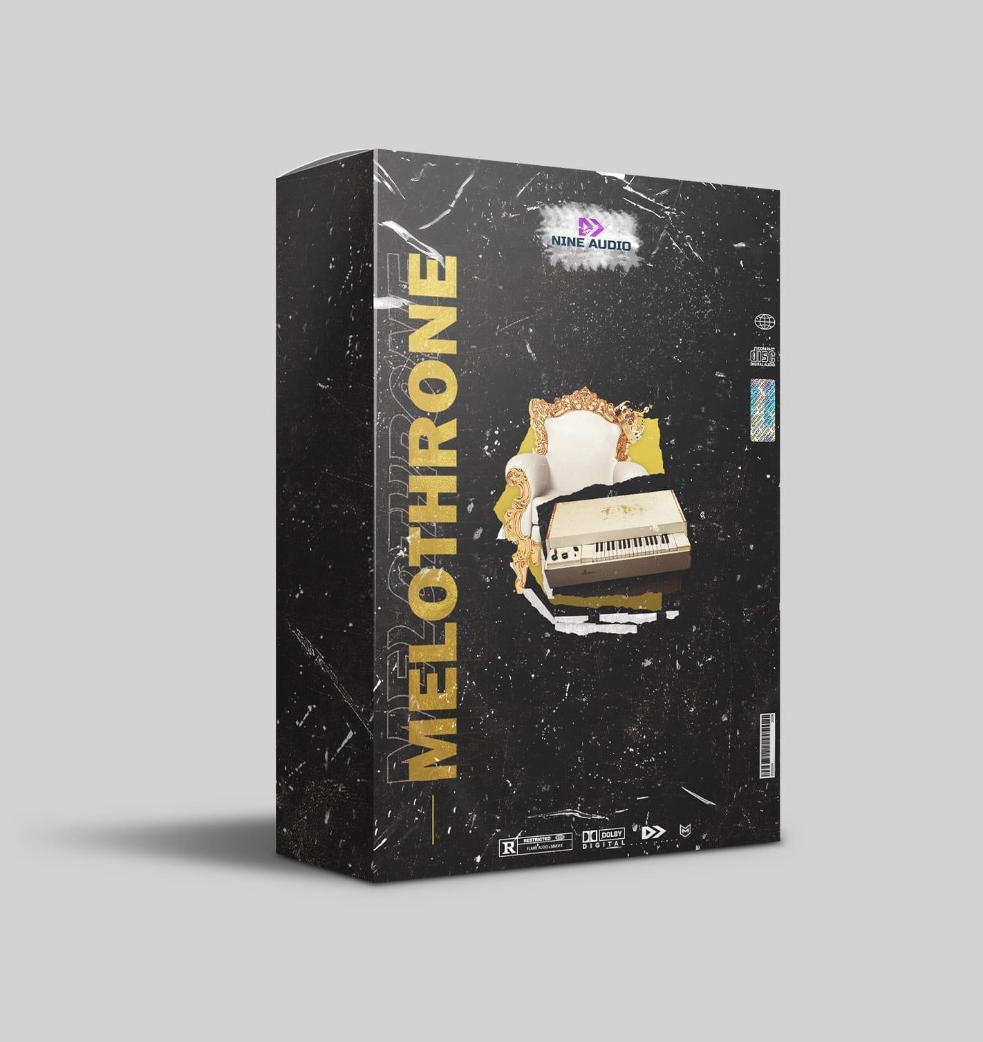 Nine Vibes - Melothrone (Sample Pack)