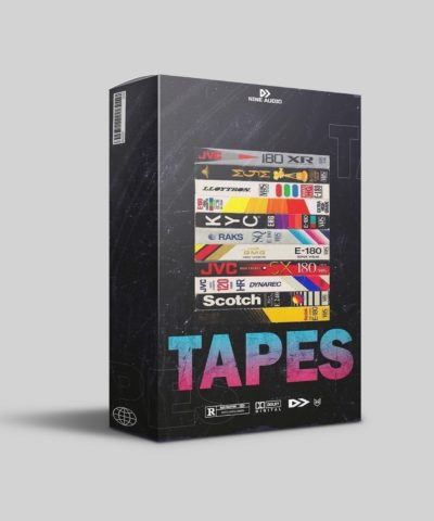 Nine Audio - Tapes Sample Pack