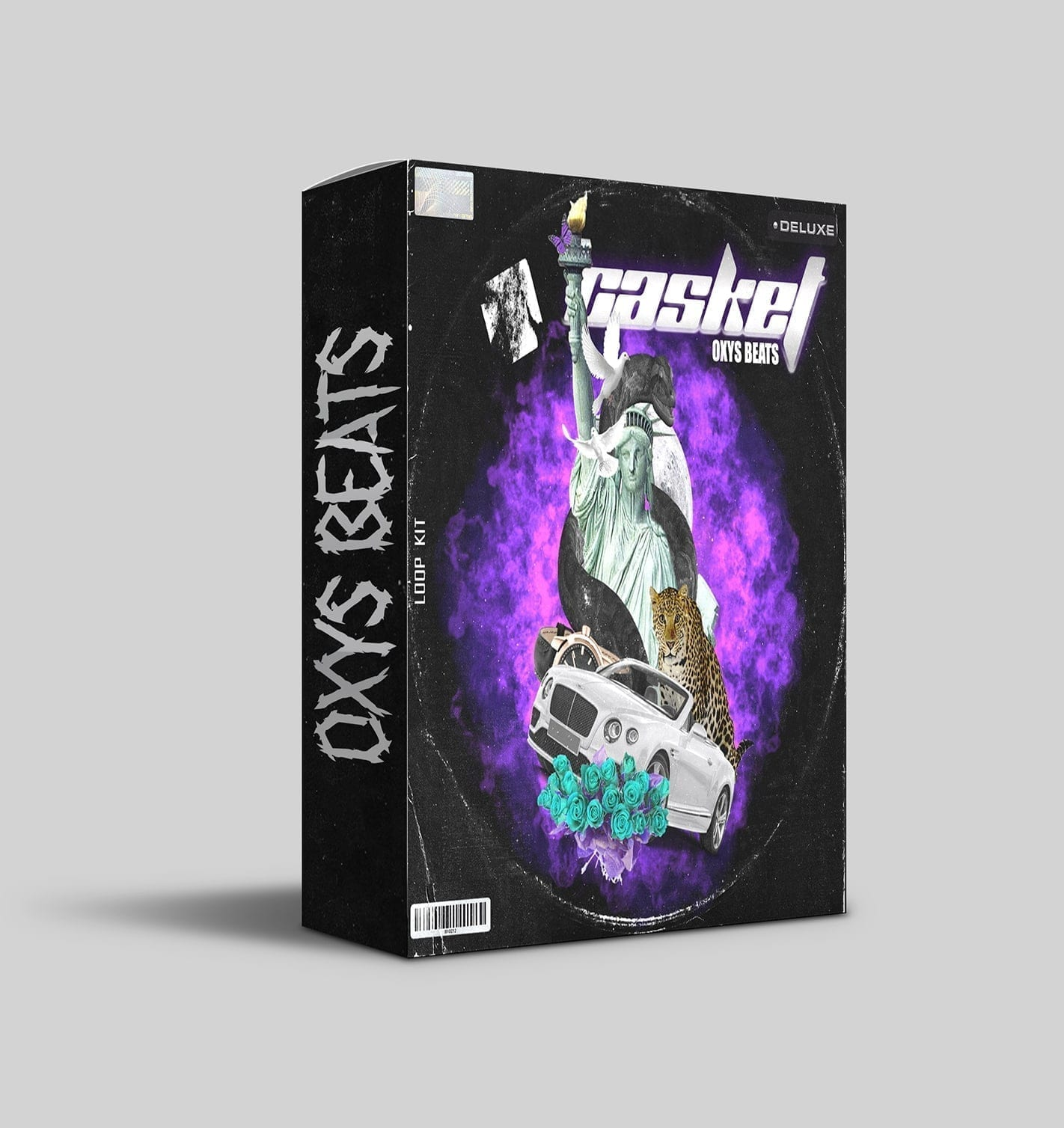 OxysBeat Casket
