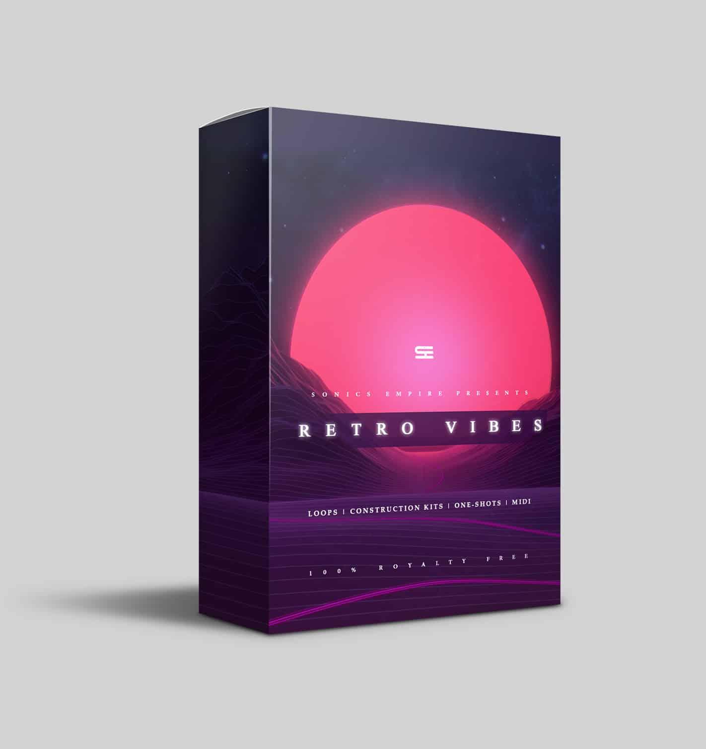 Sonics Empire - Retro Vibes