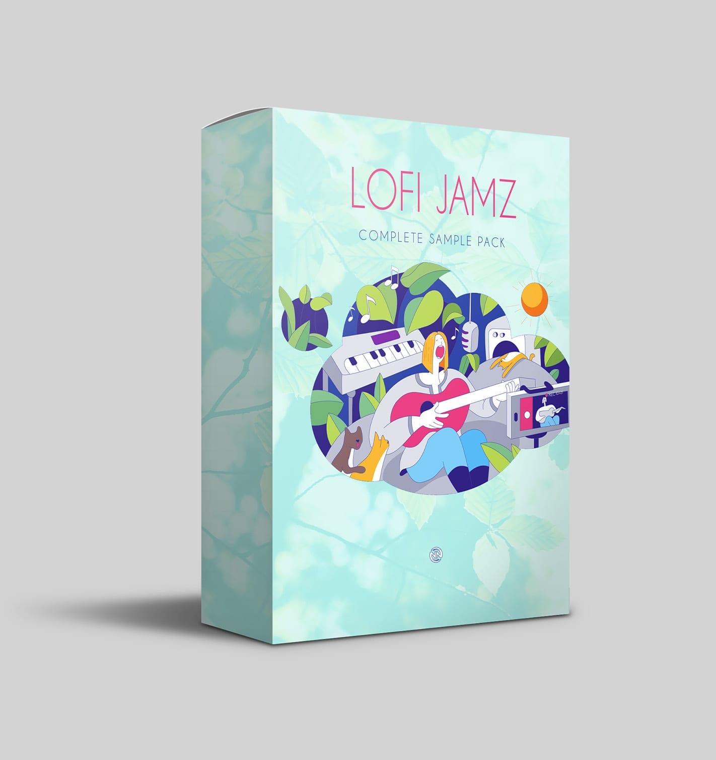 The Drum Bank - Lofi Jamz