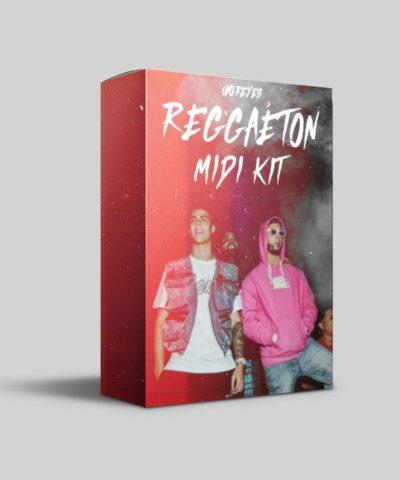 Uno Reyes - Reggeaton Midi Kit