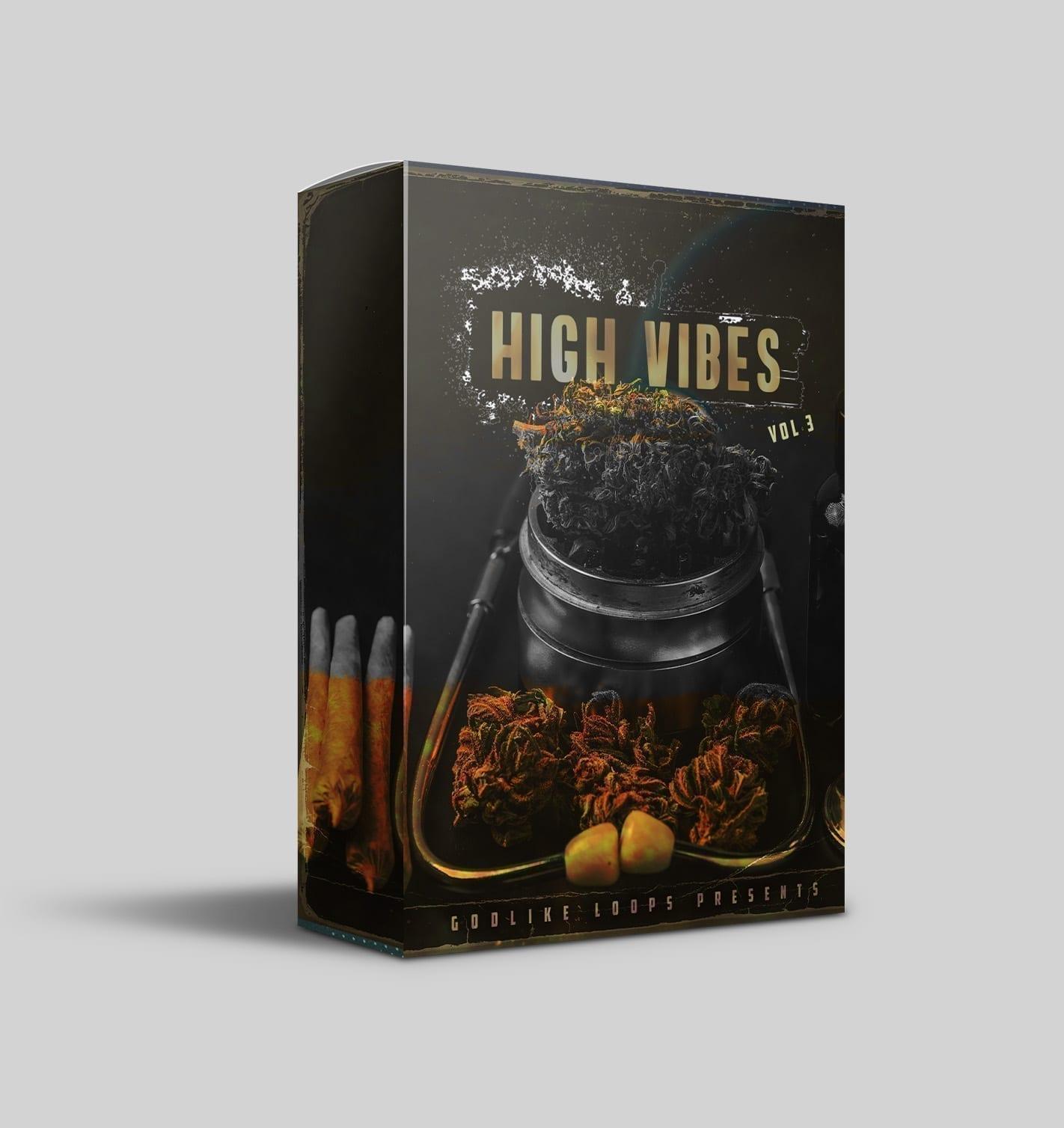 Godlike Loops - High Vibes Vol.3