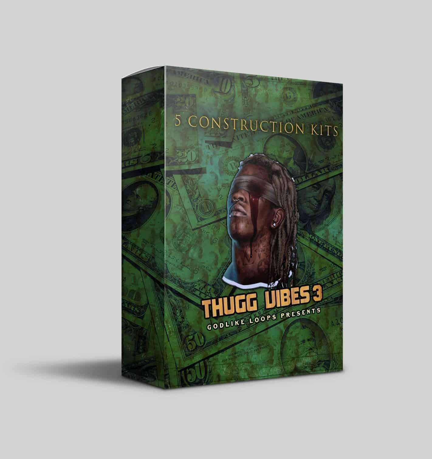 Godlike Loops Thugg Vibes Vol.2