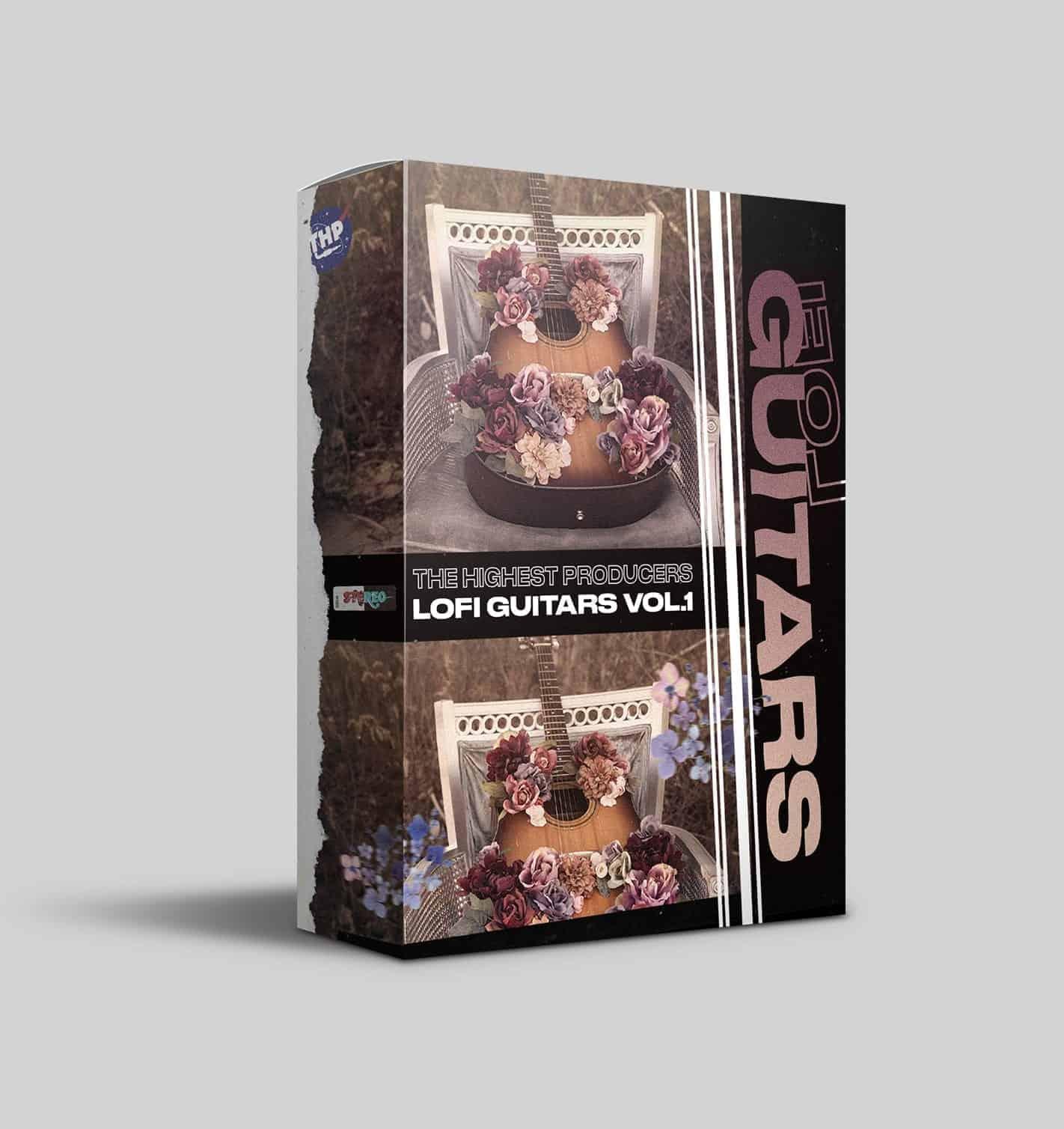 Lo-fi Guitars Vol.1 - Lofi guitar loops