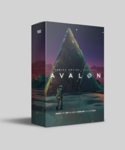 Sonics Empire - Avalon (Stems, Samples, Midis)