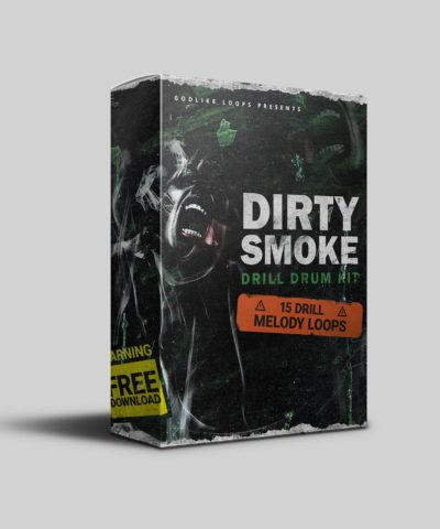 Godlike Loops - Dirty Smoke Kit (Drill)
