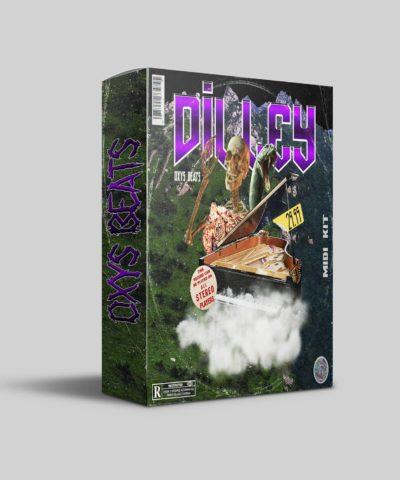 Oxys Beat - Dilley Midi Kit