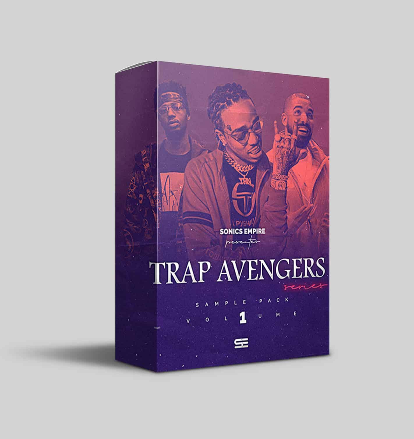 Sonics Empire Trap Avengers