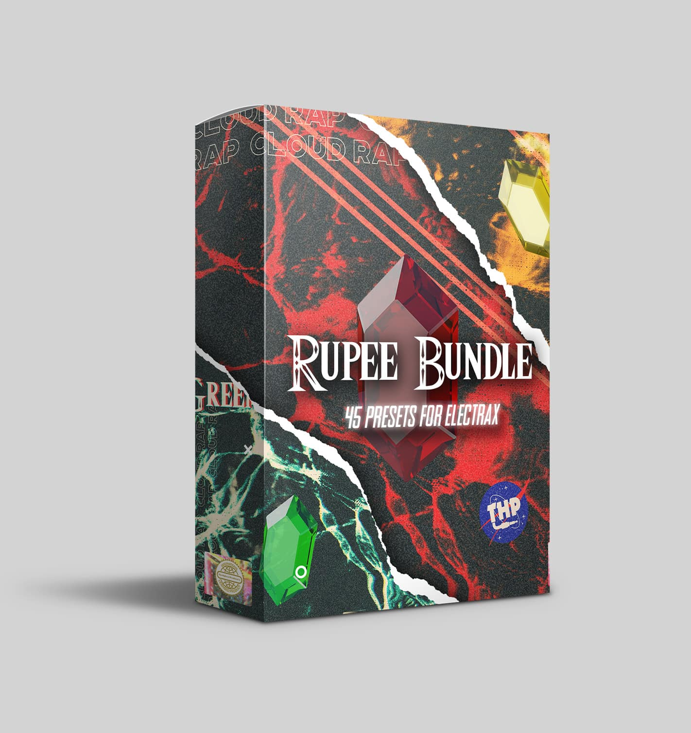 The Rupee Collection (ElectraX Presets)