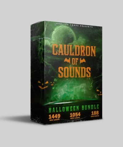 Halloween Bundle - Cauldron Of Sounds