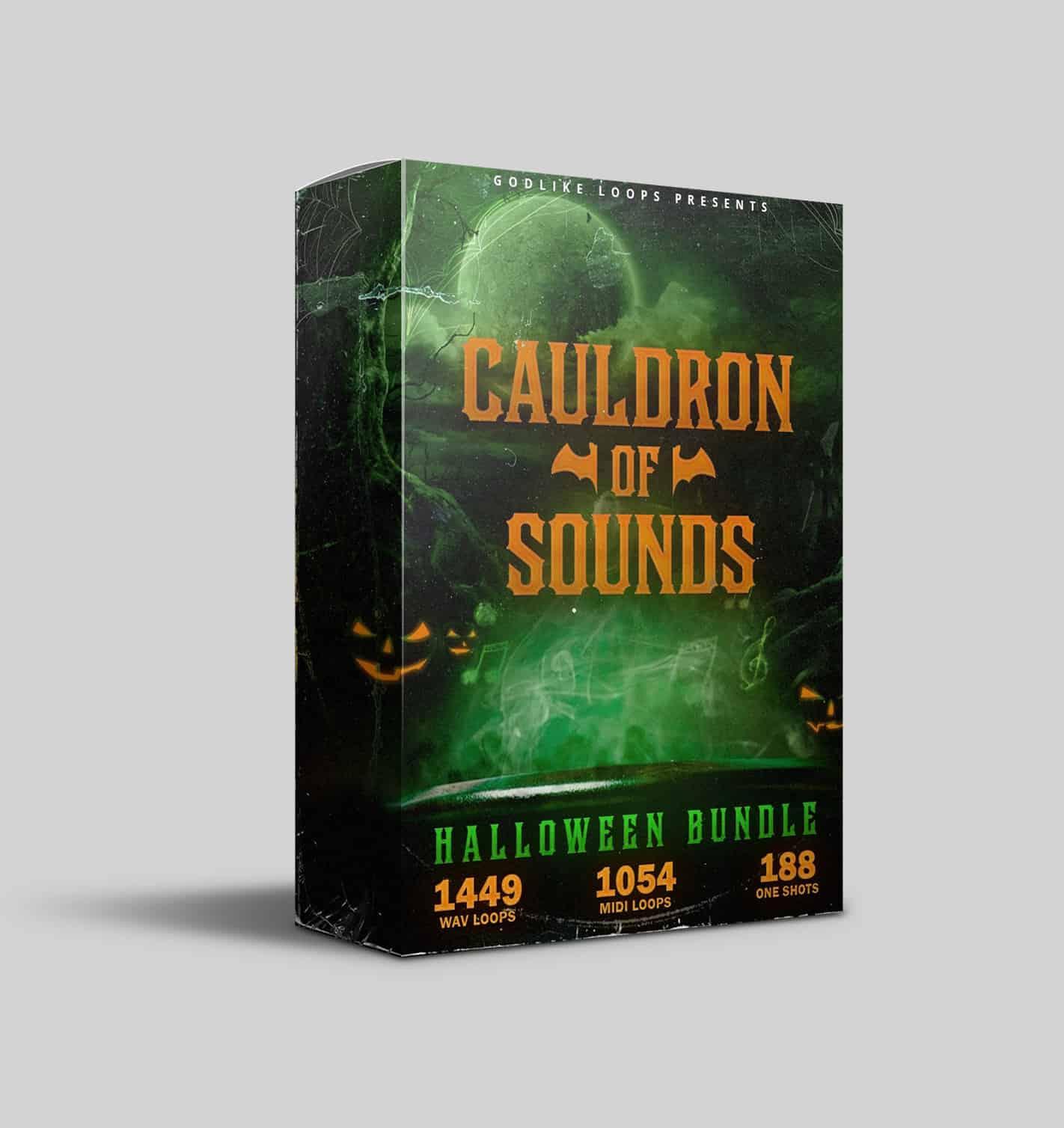 Halloween Bundle - Cauldron Of Sounds