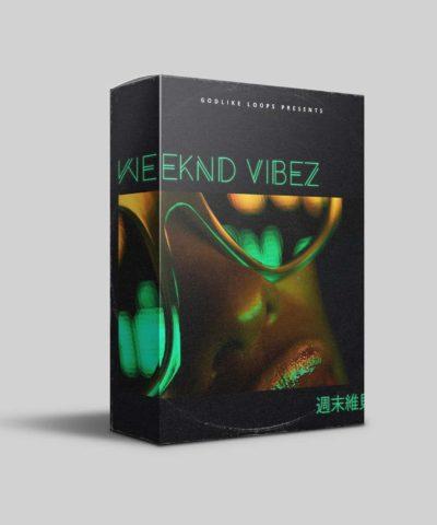 Godlike Loops - Weeknd Vibez
