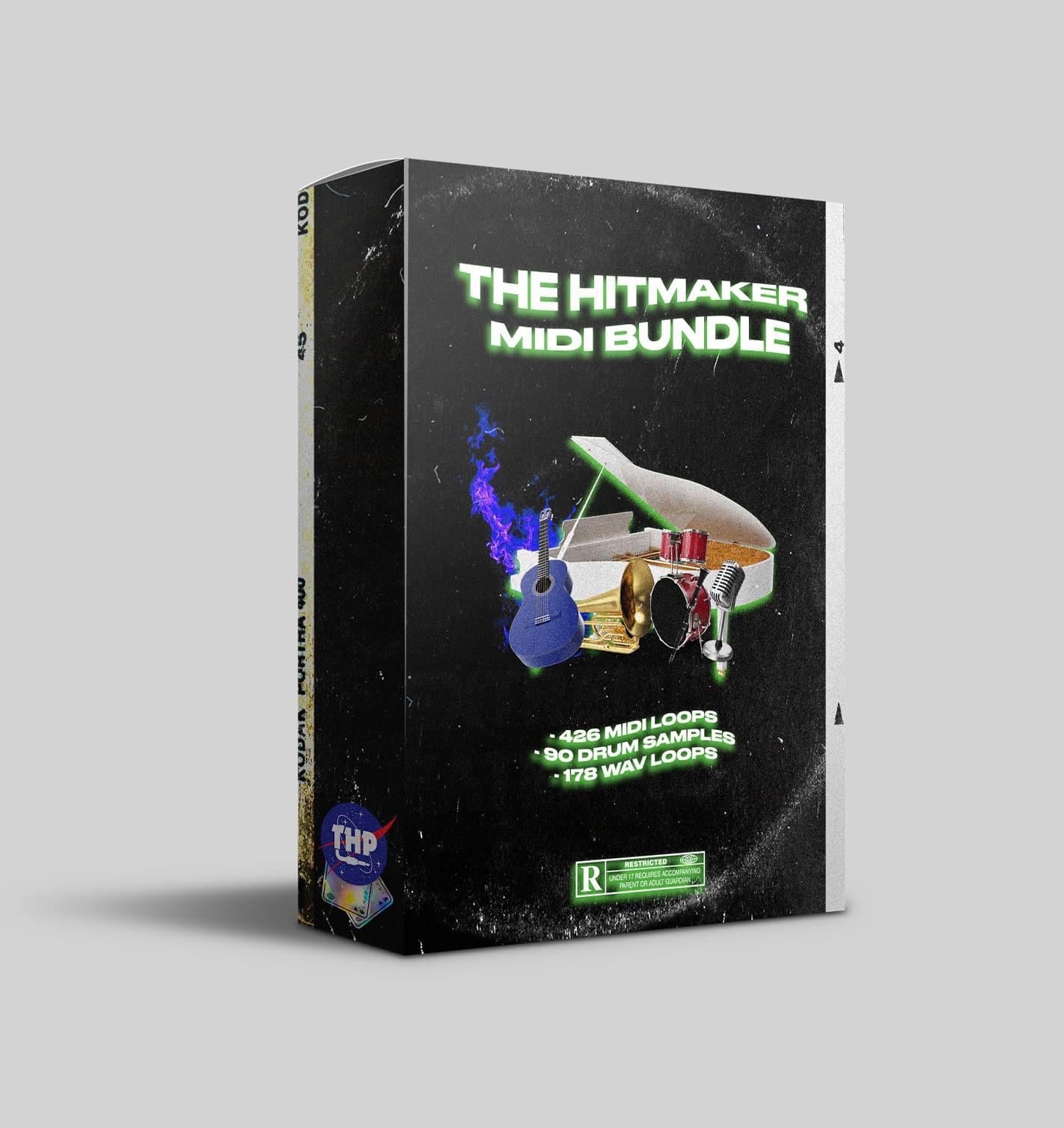 Discover The Hitmaker Midi Bundle