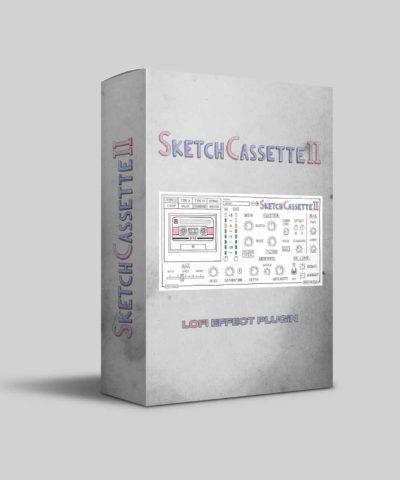 Sketch Cassette Multi Effect Logi pluhin